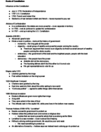 California State University, Fresno - PLSI 2 - Class Note...