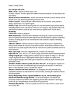 USF - psych 270 - Study Guide - Midterm