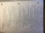 COMM 4510 - Class Notes - Week 6