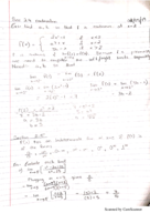 Rutgers - Calculus 640 - Class Notes - Week 3
