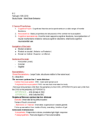 PSY 2600 - Study Guide