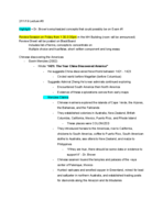 ANT 3233 - Class Notes - Week 5