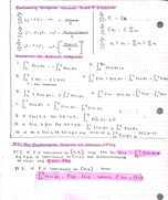 MTH 142 - Study Guide