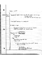 UK - CHE 107 - Class Notes - Week 5