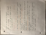CAL - PHYSICS 8 - Class Notes - Week 4