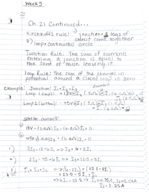 OK State - PHYS 1214 - Class Notes - Week 5
