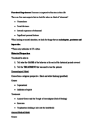Psych 223 - Study Guide