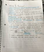 CHEM 122 - Class Notes - Week 3