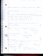 GSU - MATH - Class Notes - Week 6
