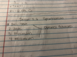 Jacksonville - MATH 104 - Class Notes - Week 7