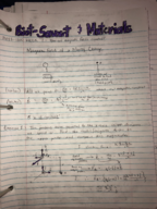RPI - PHYS 1200 - Class Notes - Week 7