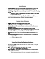 Chemistry and Biochemistry 14a - Class Notes - Week 7