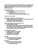 FOR 120 - Study Guide