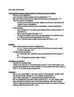 UO - CHN - Study Guide - Final