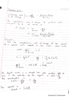 Calculus 640 - Class Notes - Week 7