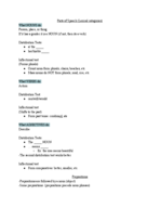 UCR - Ling 021 - Study Guide