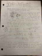 RPI - PHYS 1200 - Class Notes - Week 10