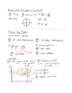 MATH 024 - Class Notes - Week 7