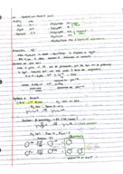 CAL - CHEM 3 - Class Notes - Week 9