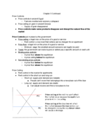 KSU - ECON 120 - Class Notes - Week 8