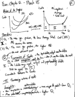 ECON 001 - Class Notes - Week 8