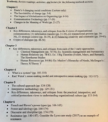 Texas State - COMM - Study Guide - Midterm