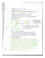 PSY 402 - Class Notes - Week 1