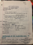 TAMIU - BIOL 2302-203 - Class Notes - Week 10
