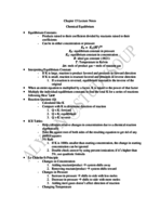 Texas State - CHEM - Class Notes - Week 4