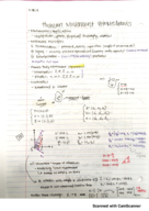 csulb - BME 211 - Class Notes - Week 10
