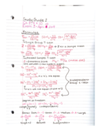 PSY 402 - Study Guide