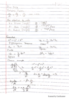 Rutgers - Calculus 640 - Study Guide - Midterm
