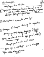 EES 002 - Class Notes - Week 13