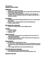 Penn State - COMM - Study Guide - Final