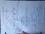 csulb - BME 211 - Class Notes - Week 12