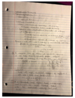 WSU - PHY 2130 - Class Notes - Week 14