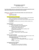 ANT 3233 - Study Guide