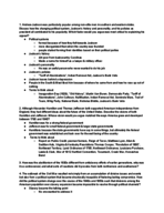 HY - Study Guide
