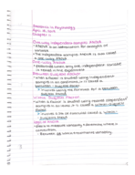 PSY 402 - Class Notes - Week 3