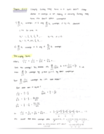 MATH 009C - Class Notes - Week 4