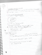 CHM 132 - Class Notes - Week 1