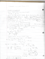 CHM 132 - Class Notes - Week 6
