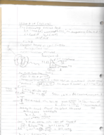 CHM 132 - Class Notes - Week 8