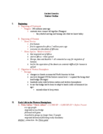 His 1043 - Study Guide
