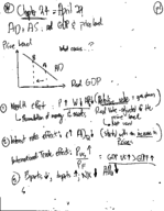 ECON 001 - Class Notes - Week 16