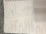 GSU - MATH - Class Notes - Week 12