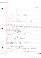 Rutgers - Calculus 640 - Study Guide - Final
