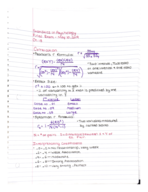 UNH - PSY 402 - Study Guide - Final