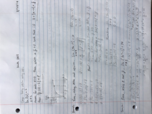 UH - MATH - Class Notes - Week 1