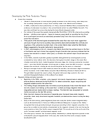 C of C - GEOLOGY 103 - Class Notes - Week 4